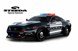 2016 Ford Mustang - Seeda Police Interceptor