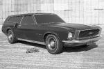 1966-Ford-Mustang-station-wagon-design-study