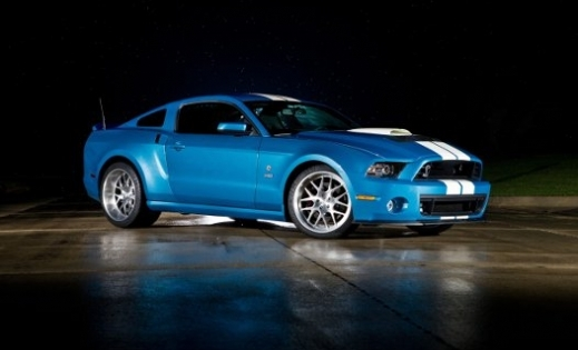 2013 GT500 Cobra Honor Carroll Shelby