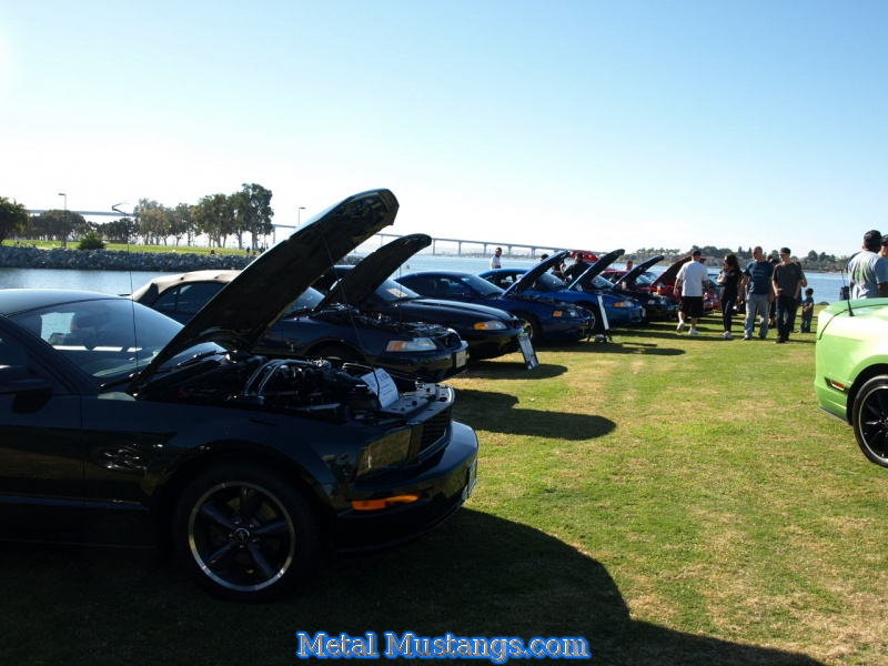 2013 San Diego, Mustangs by the Bay _15